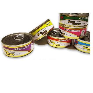 [티몬균일가] 고양이와 강아지 캔 간식 에버키티/에버도기 모음