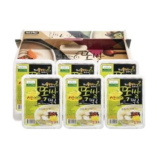 [슈퍼마트] 칠갑농산 똑쌀떡국 174g 6개 (선물용 포장 박스)