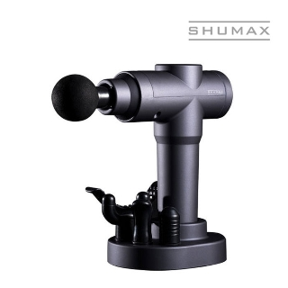 [라스트위크] 10분어택 슈맥스 LED 터치식 디지털 마사지건 VMK-0527MH / 20단조절 / USB 충전 크래들