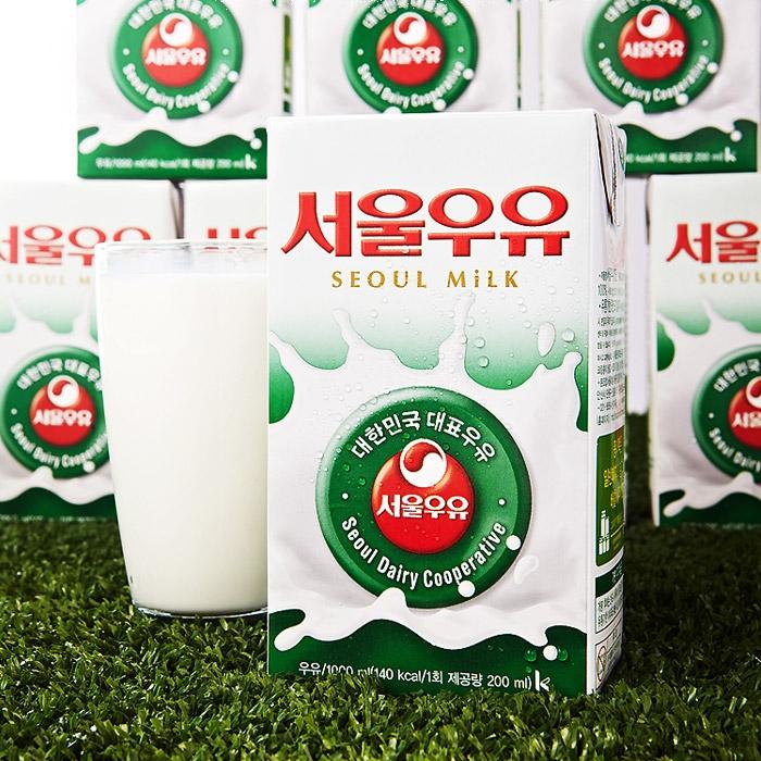 [푸드페어] 서울우유 멸균우유1000mlx10개