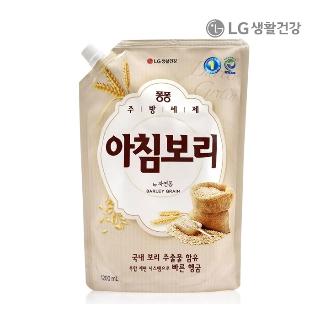 [슈퍼마트]퐁퐁아침보리안심설거지리필