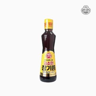 [슈퍼마트]오뚜기고소한참기름(병)320ml