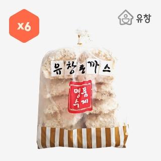 [대용량]유창 수제명품치즈돈까스 1.2kg×6입