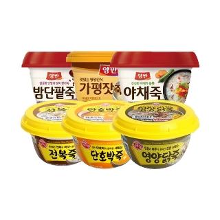 [티몬균일가] 동원 양반죽 / 오뚜기죽 15종